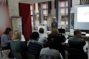Семинар для руководителей и сотрудников ведомственных музеев г. Ижевска