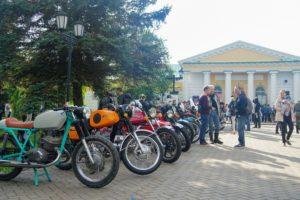Состоялся III ижевский форум владельцев мотоциклов «ИЖ»