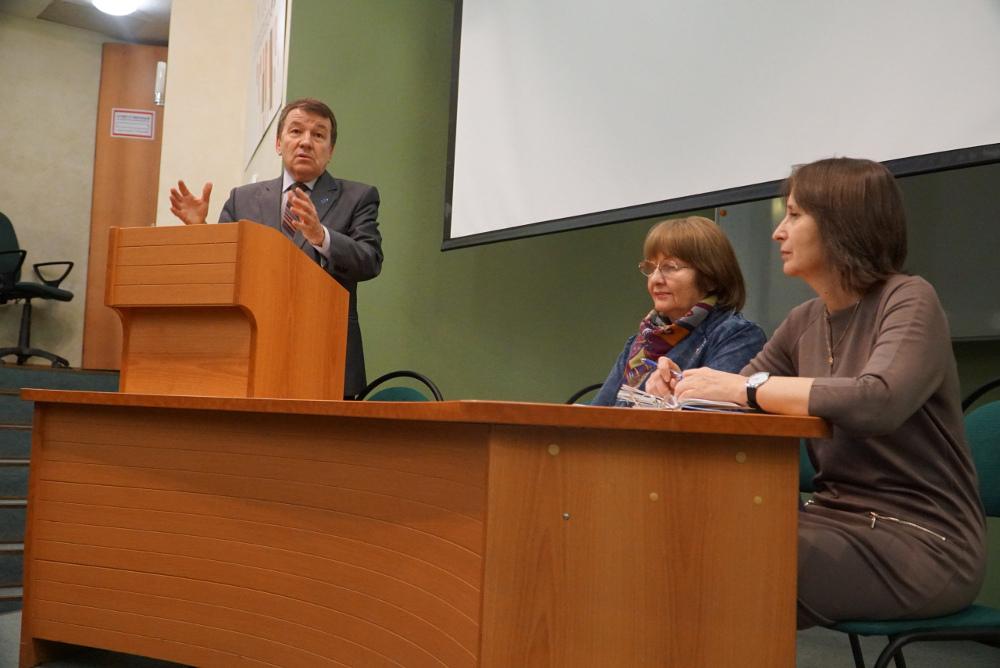 Заседание Общественного совета при Министерстве культуры УР