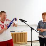 Состоялась встреча с известными спортсменами, уроженцами Можгинского района