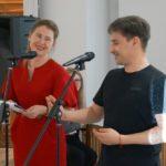 Состоялась встреча с творческими людьми, уроженцами Можгинского района