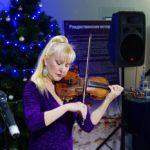 В музее состоялся «Рождественский концерт» Ксении Благович