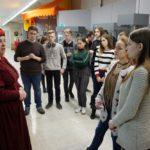 В музее прошла акция «Приходит к нам Татьянин день!»