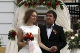 Выездная торжественная регистрация бракосочетания