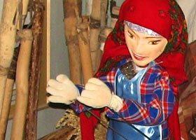 В гости к кукле Зорай